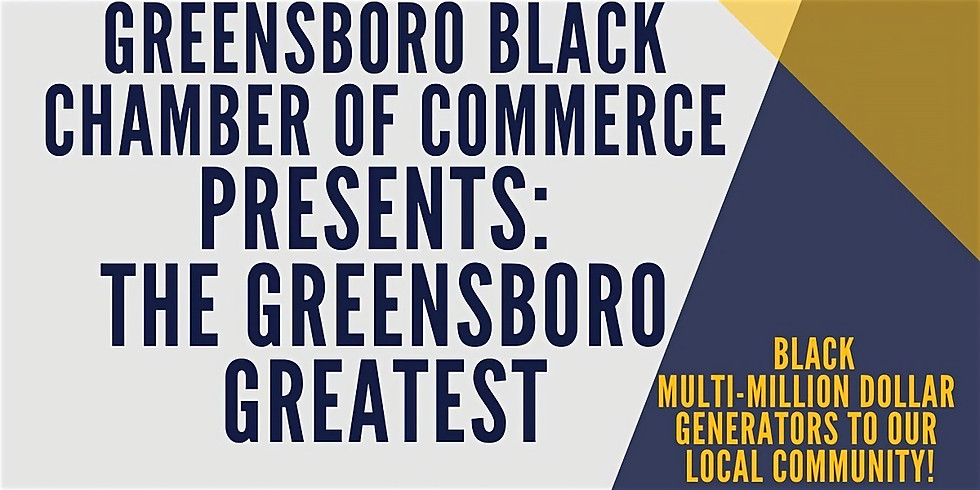 THE GSO GREATEST: CELEBRATION OF BLK HISTORY MONTH