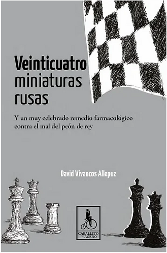 Veinticuatro Miniaturas Rusas | Cuentos de ajedrez | Portada