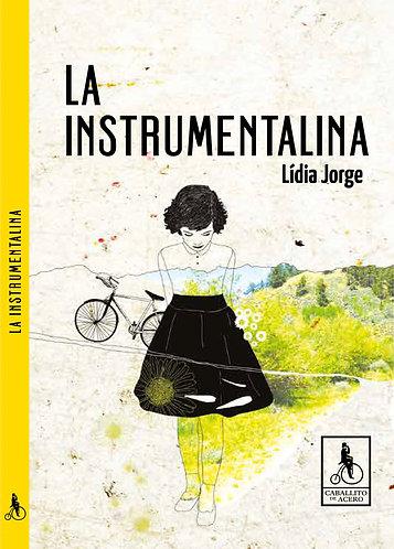 La Instrumentalina | Novela corta portada