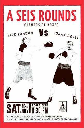 A Seis Rounds | Cuentos de boxeo