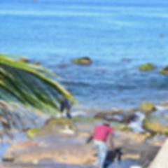 """Life of a Fisherman""_Written by_ _barefootmontserrat . _Photographer_ _oliviaisobella _Location_ Li"
