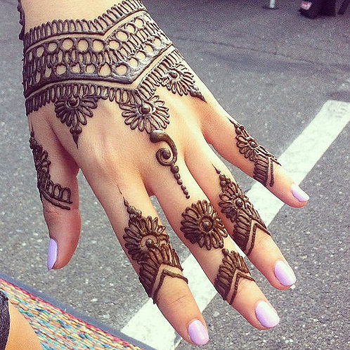 Single Henna Sessions
