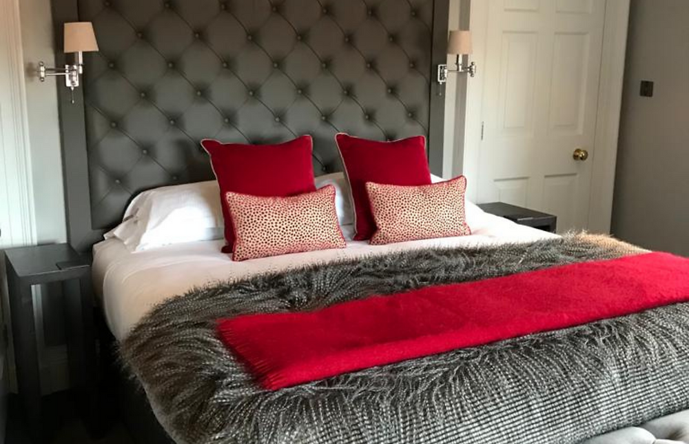 CleanTEC Holiday Home Industry Bed