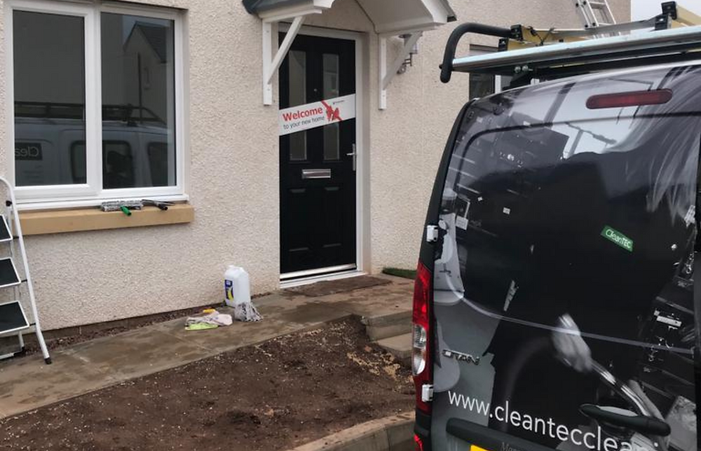 CleanTEC What Does Lockdown Mean For Your Cleaning Services Van and Home