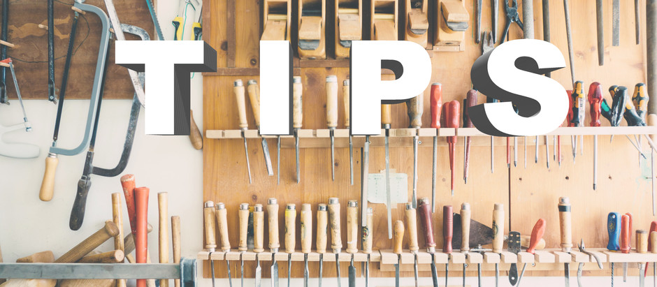 Some BRILLIANT tips whether you are a woodworking beginner or pro!