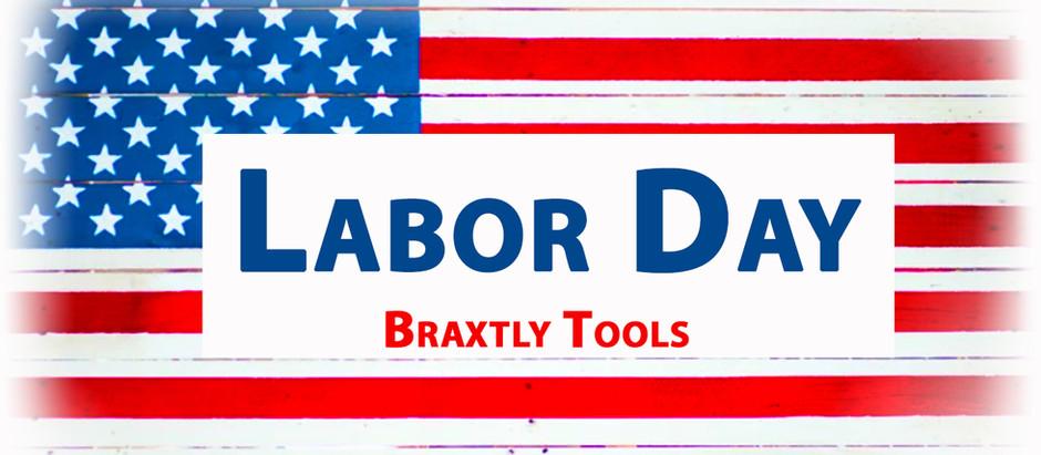 Need a Labor Day Idea?