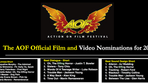 3 More Nominations!!!!!