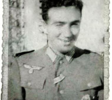 Jewish American Sergeant takes Innsbruck single-handed.