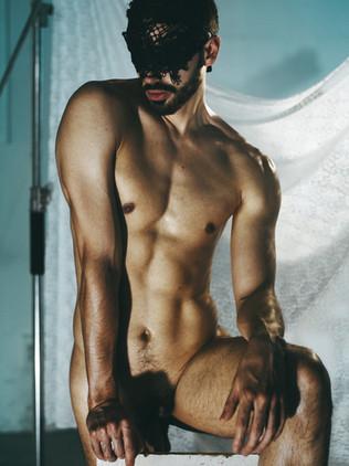 "Edoardo Ramirez in ""Thrust"" by Erick Monterrosa"