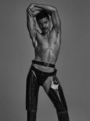 Rafael Muñoz in 'Wild Gay West' by Pepo Fernandez
