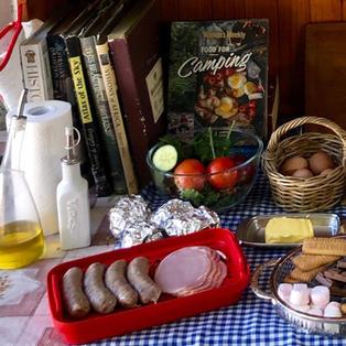 COMBINED DINNER, BREAKFAST & DESSERT