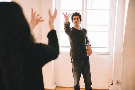 Classe libre Studio AZOT Meisner et mich