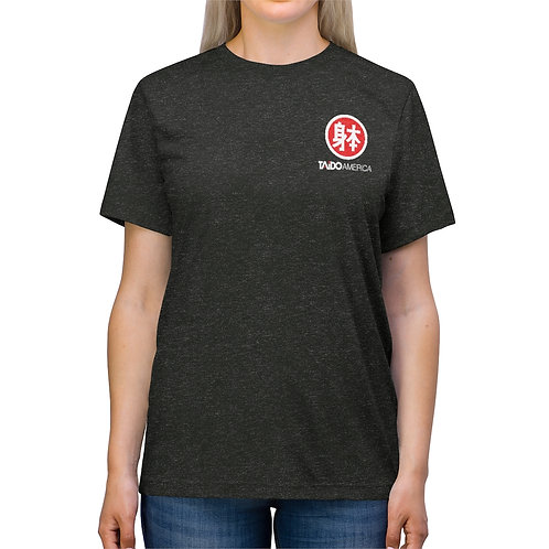 Adult Tee  - Red Logo