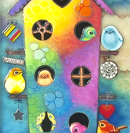 BIRD HOUSE IN YOUR SOUL