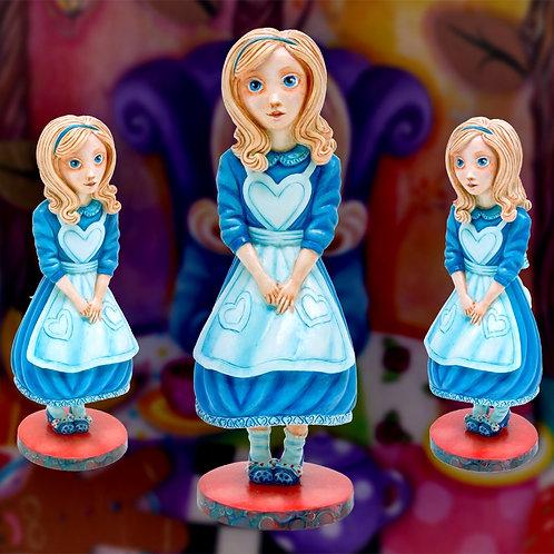 Alice Sculpture
