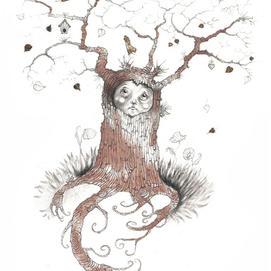LITTLE TREE SPIRIT