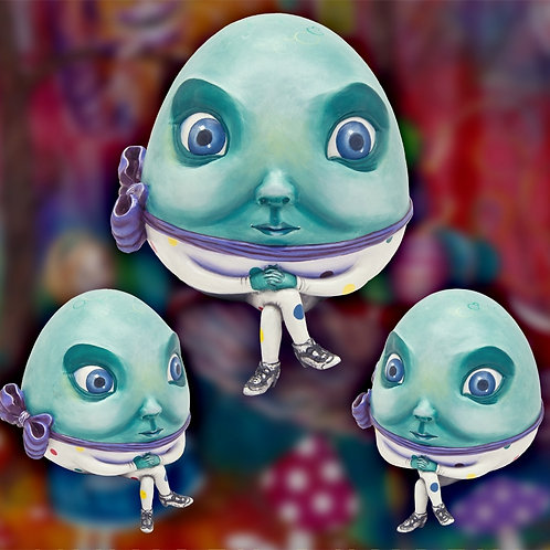 Humpty DumptySculpture