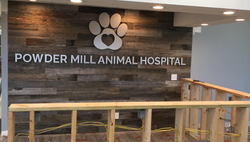 The logo makes it official | PMAH Vet Hospital in South Acton MA
