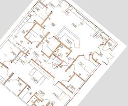 PMAH floor plan is set