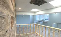 Flooring is almost complete PMAH Vet in Acton MA