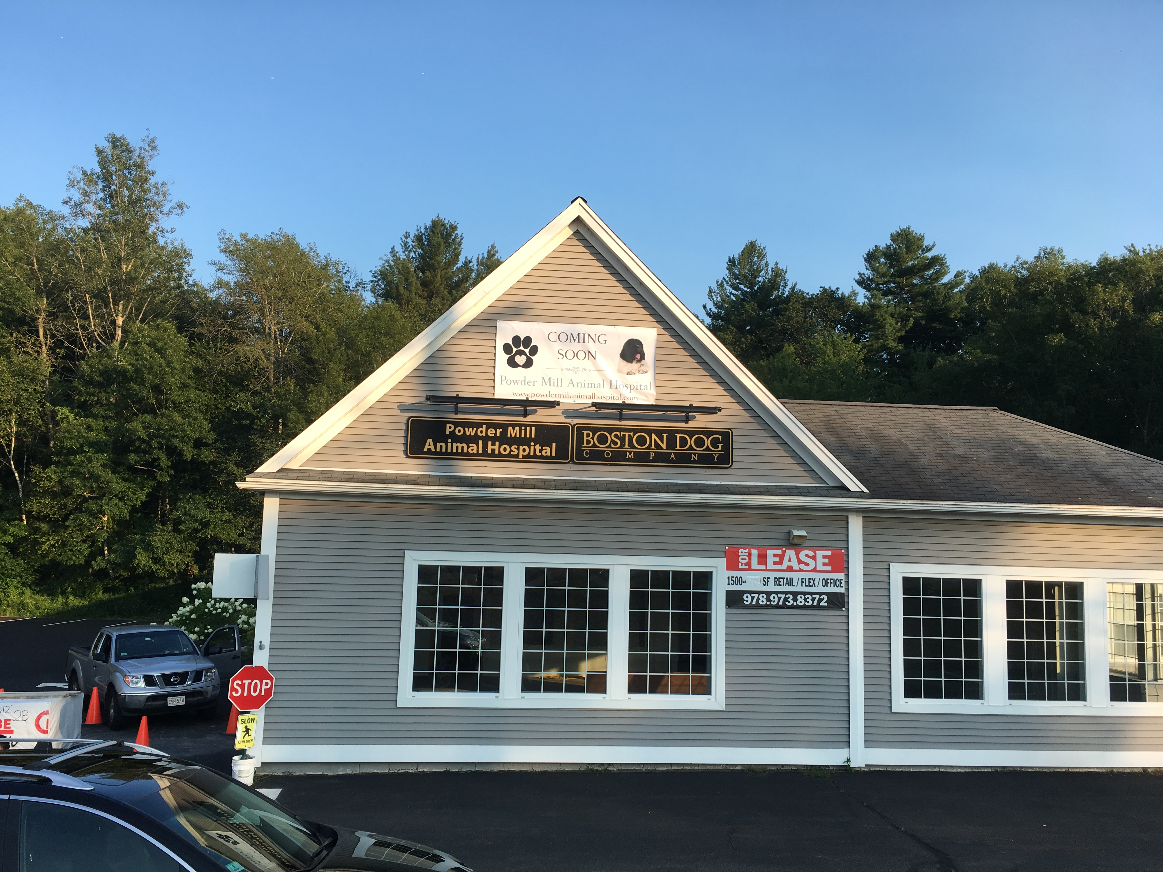 Powder Mill Animal Hospital Coming Soon to Acton and West Concord MA