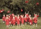 Everyone loves graduation day!