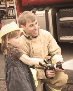 The Firemen Came to Visit