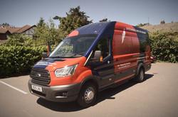 Our own Minibus