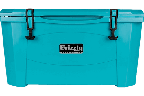 Grizzly Cooler 60 Teal