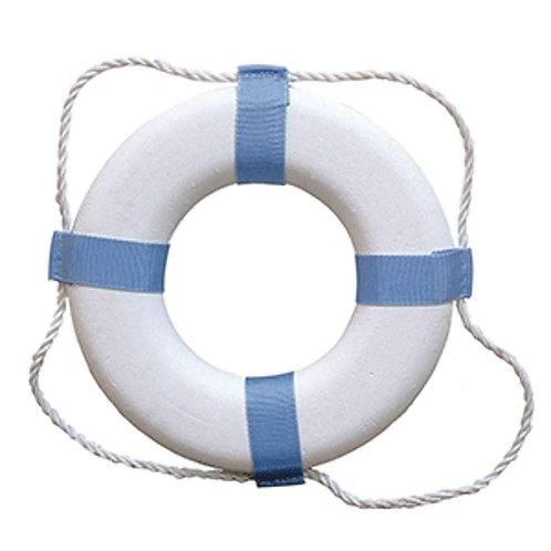 20'' White Ring Buoy