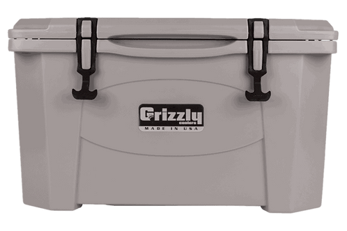 Grizzly Cooler 40 Gray