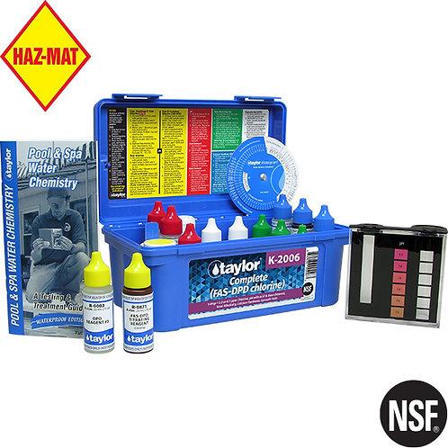 Taylor Basic DPD High Test Kit