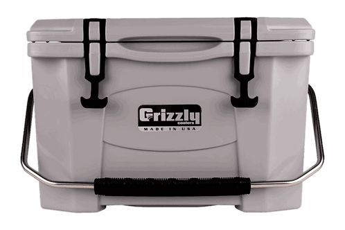 Grizzly Cooler 20 Gray