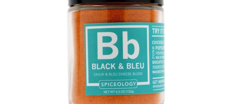 Spiceology Black & Bleu Rub