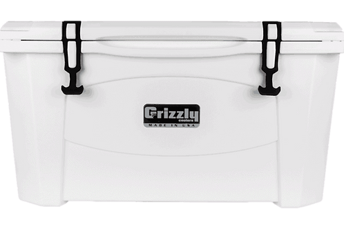 Grizzly Cooler 60 White