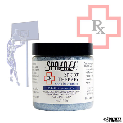 Spazazz Therapy Crystals