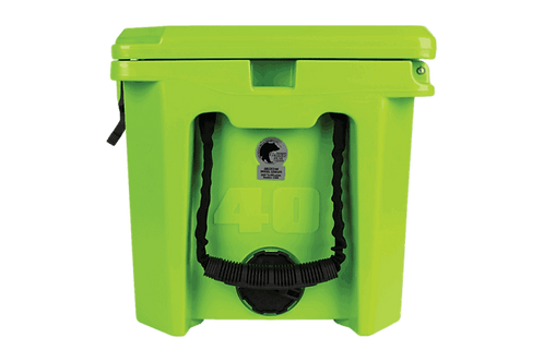 Grizzly Cooler 40 Lime Green