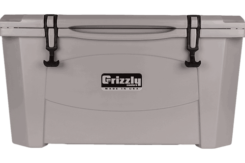 Grizzly Cooler 60 Gray