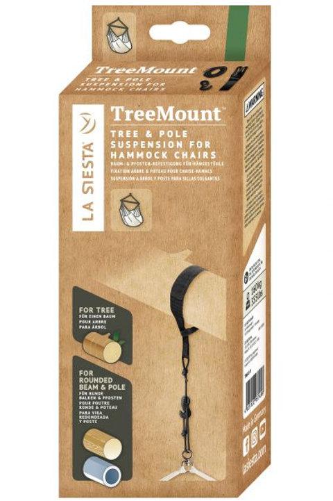 Hammock Chair TreeMount Tree & Pole Suspension Kit