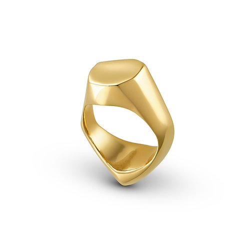 Faceted Signet