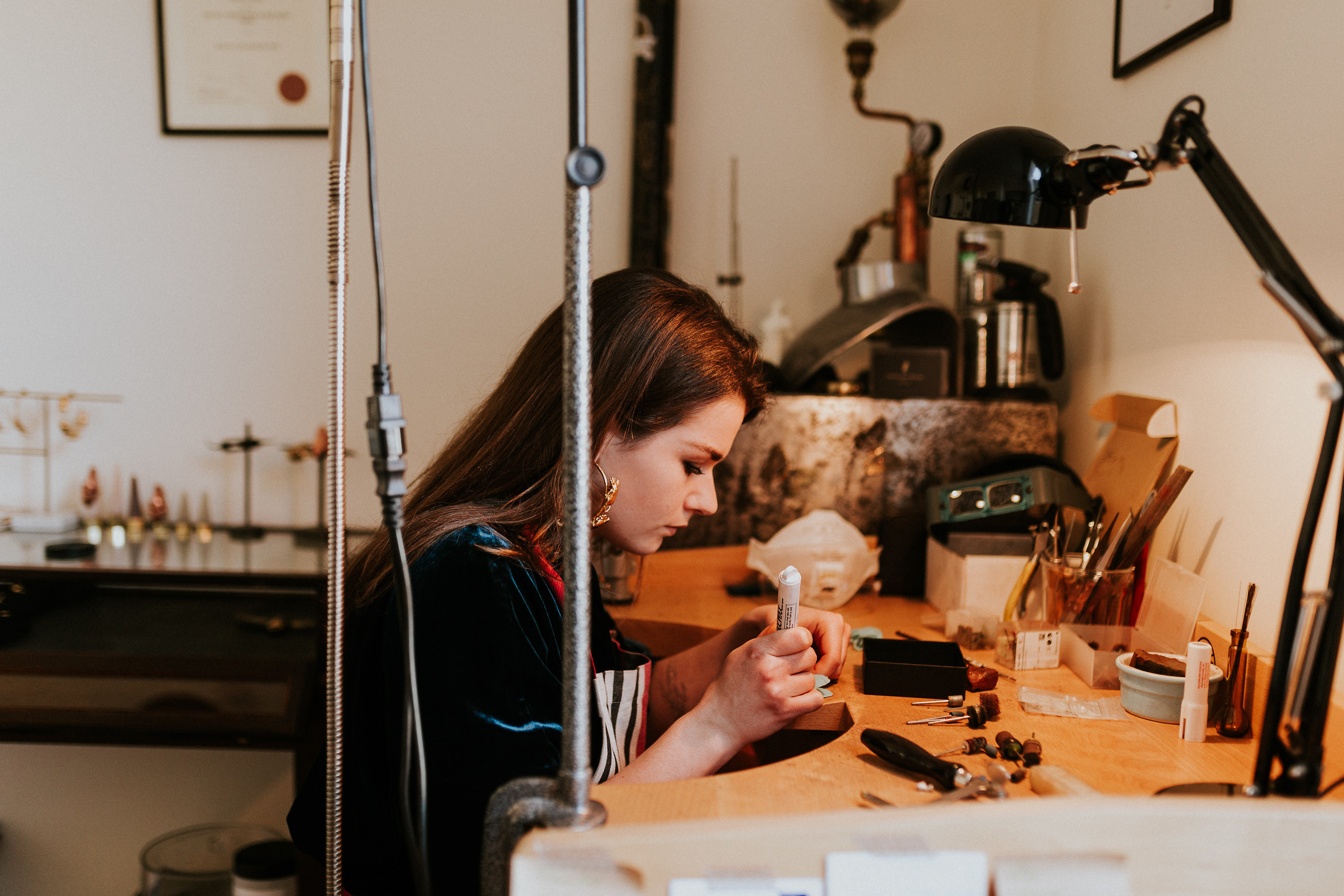 LEARN TO MAKE YOUR OWN JEWELLERY