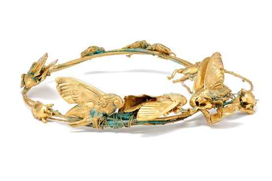 Badu Cicada Crown