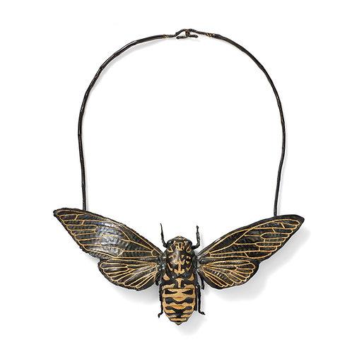 Cicada Neckpiece