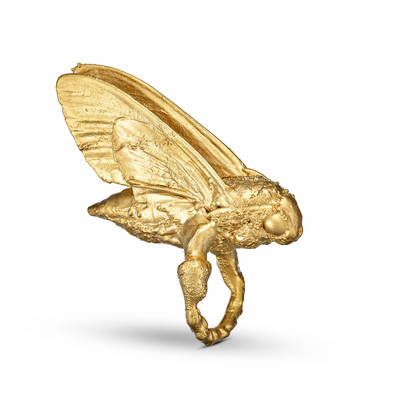 Flying Cicada Ring