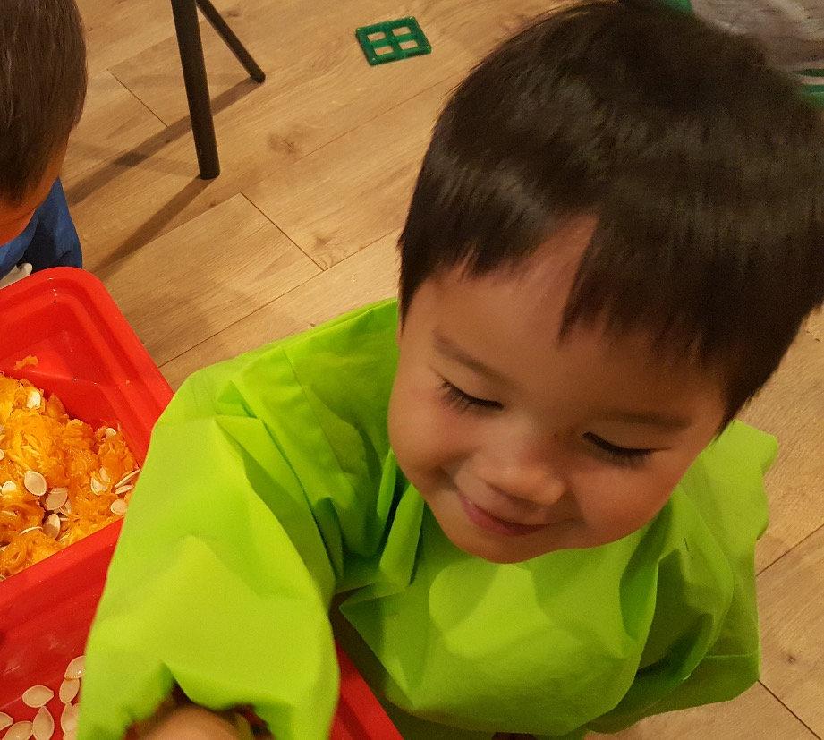 Preschooler's Half Day Drop Off