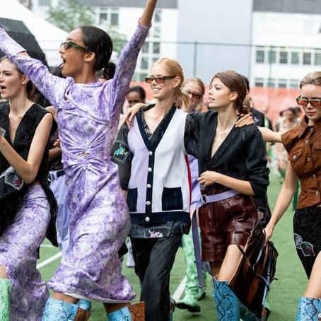 Reinventing fashion week