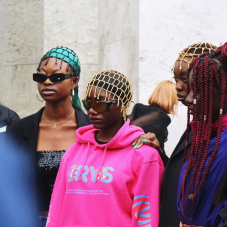The impact of the Fashion Week