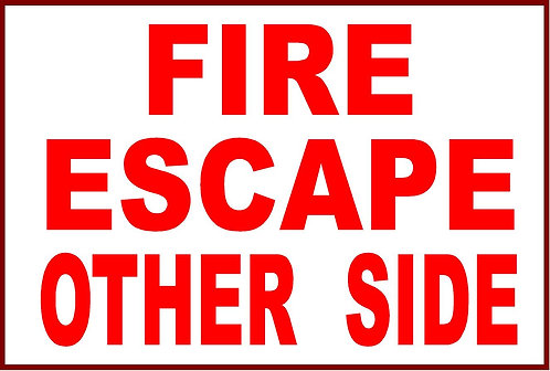Fire Escape Other Side
