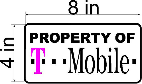 Property of T-Mobile