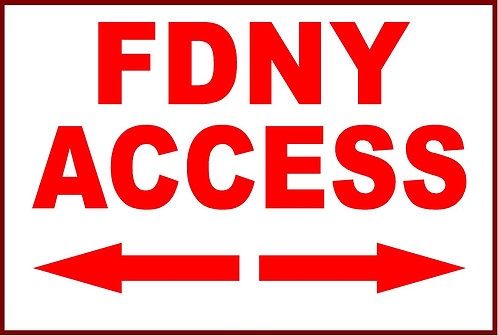 FDNY Access - Arrows
